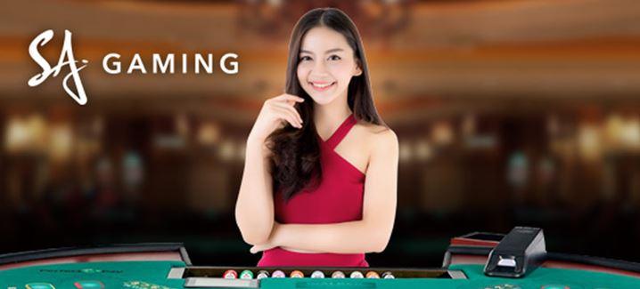 เครดิตฟรี SA casino