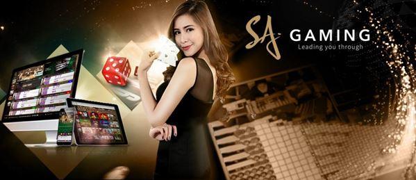 เว็บพนันออนไลน์ SA gaming casino